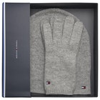 Tommy Hilfiger Flag Knit Beanie & Dames Handschoenen
