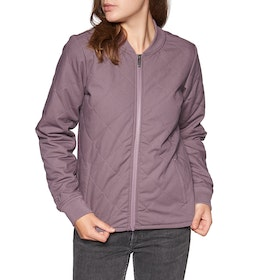 Fox Racing Cosmic Bomber Womens Jacket - Purple Haze