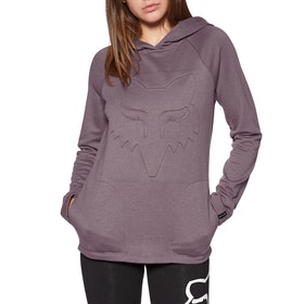 Fox Racing Real Thing Womens Pullover Hoody - Purple Haze