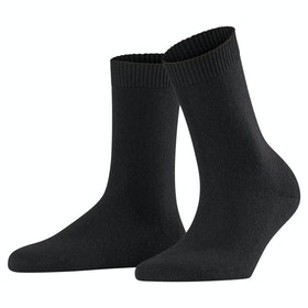 Falke Cosy Wool Women's Socks - Black