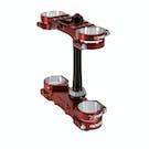 XTrig ROCS Pro Triple Clamp Set Kawasaki KXF250/450 13-16 (OS 21-23mm) Triple Clamp