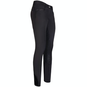 Imperial Riding El Capone Ladies Riding Breeches - Black