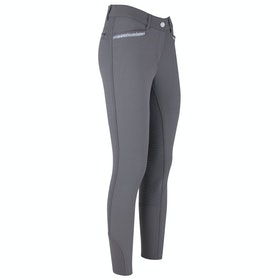 Imperial Riding El Capone Ladies Riding Breeches - Dark Grey