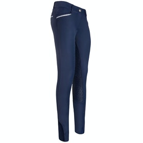 Imperial Riding El Capone Ladies Riding Breeches - Navy