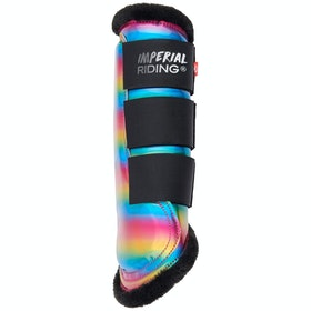 Imperial Riding Live Your Dream IIII Tendon Boots - Rainbow