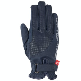 Imperial Riding Traditional Riding Gloves - Navy