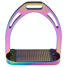 Imperial Riding Extra II Stirrup Irons - Hologram