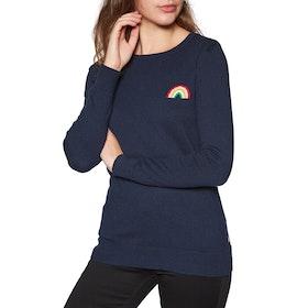 Joules Asha Womens Knits - Rainbow