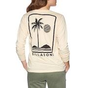Billabong High Tide Womens Long Sleeve T-Shirt