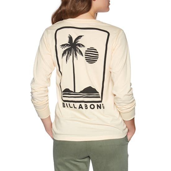 Billabong High Tide Ladies Long Sleeve T-Shirt