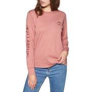 Billabong High Tide Ladies Long Sleeve T-Shirt