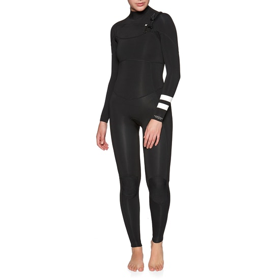 Fato Térmico Senhora Hurley Advantage Plus 3/2mm Chest Zip