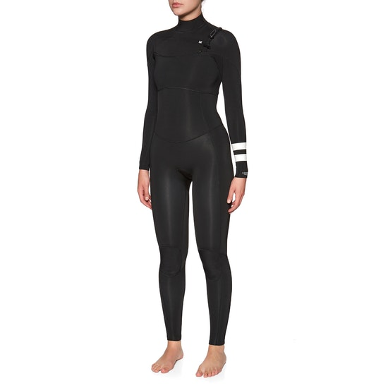 Combinaison de Surf Femme Hurley Advantage Plus 3/2mm Chest Zip
