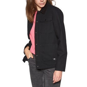 Vans Drill Chore Womens Jacket - Black