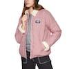 Vans Fawner Puffer Womens Jacket - Nostalgia Rose