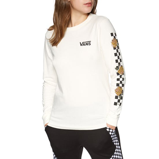 Vans Lizzie Chrys Boyfriend Damen Langarm-T-Shirt