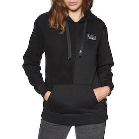 Vans Lizzie Iri Womens Pullover Hoody - Black