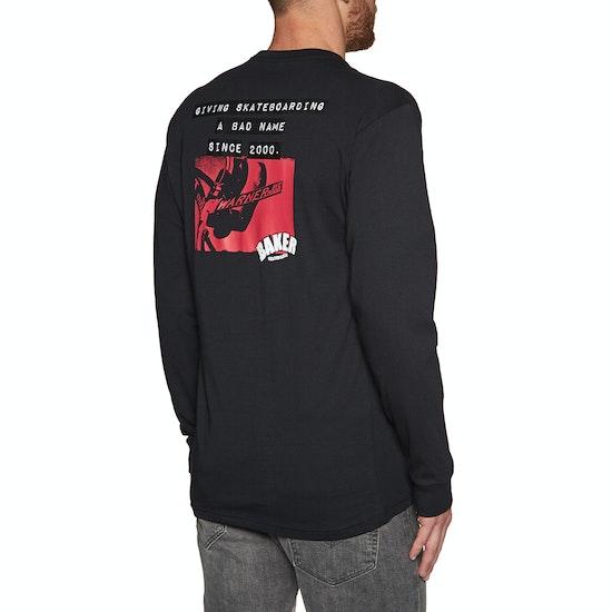 Vans X Baker Long Sleeve T-Shirt