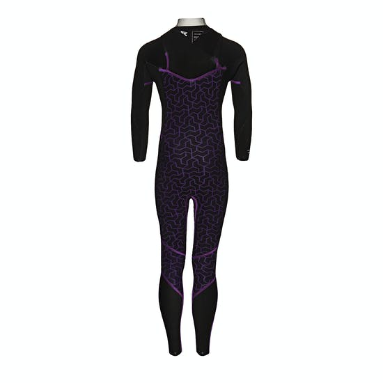 Billabong Furnace Comp 4/3mm 2020 Chest Zip Mens Wetsuit