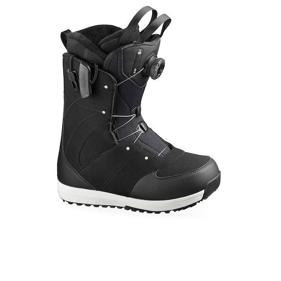 Salomon Ivy Boa Str8ght Jacket Womens Snowboard Boots
