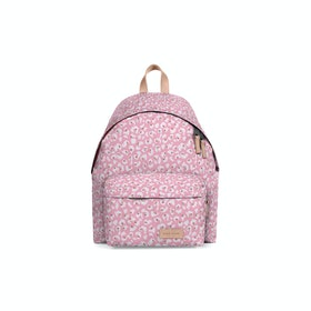 Eastpak Padded Pak'r Backpack - Super Cheetah Pink