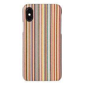 Estuche para teléfonos Paul Smith iPhone X - Multicoloured