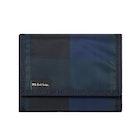 Paul Smith Check Nylon Wallet