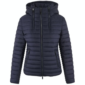 Imperial Riding Athens Ladies Riding Jacket - Navy