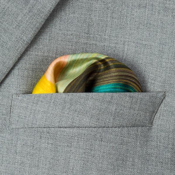 Paul Smith Multi Clash Handkerchief
