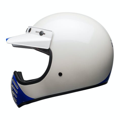 Bell Moto 3 Ace Cafe GP 66 Motocross Helmet