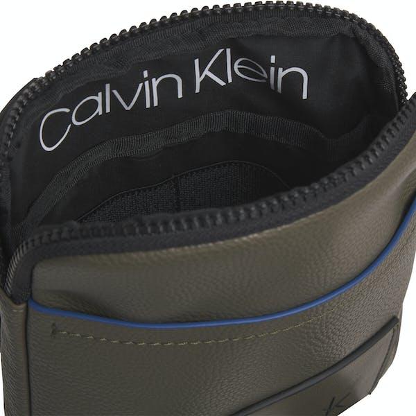Calvin Klein Ck Direct Mini Flat Messenger Bag