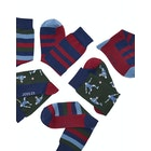 Joules 3 Pack Striking Fashion Socks
