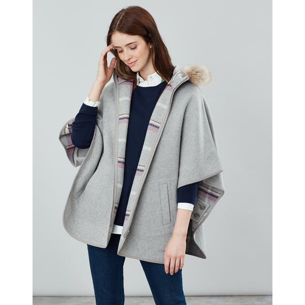 Joules Everly Women's Poncho