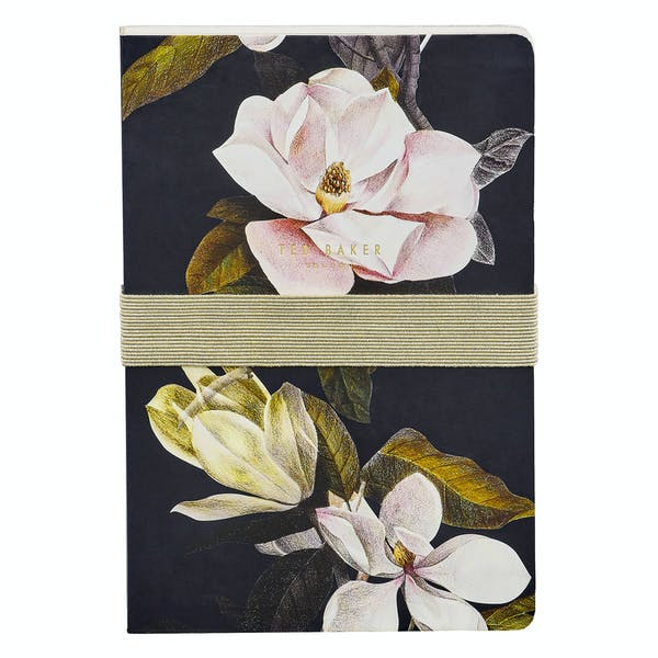 Ted Baker A5 Notebook and Sticky Notes Damen Book