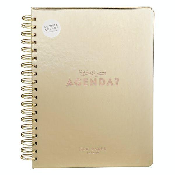 Ted Baker Agenda Damen Book