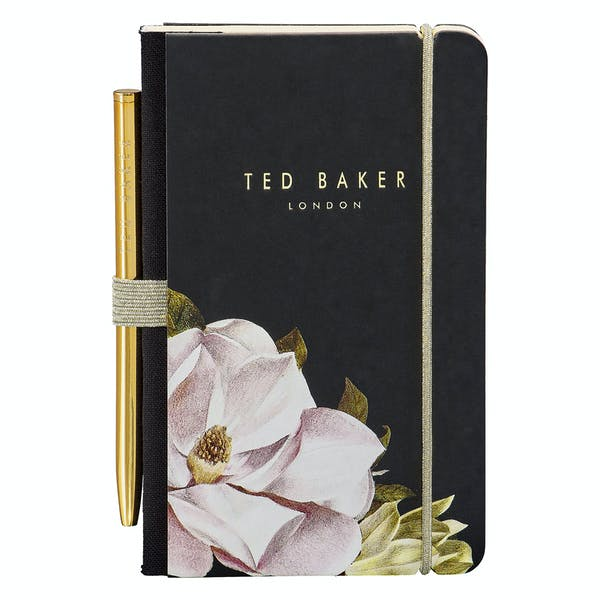 Ted Baker Mini Notebooks And Pen Damen Book