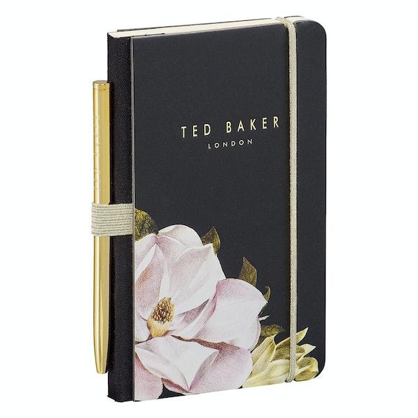 Ted Baker Mini Notebooks And Pen Damski Book
