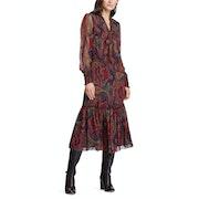 Lauren Ralph Lauren Georgette Dress