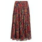 Ralph Lauren Pauldina Peasant Skirt