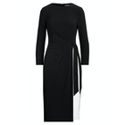 Ralph Lauren Two Tone Jersey Dress