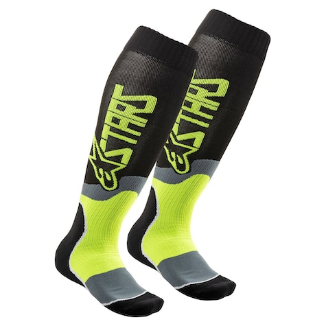MX Boot Socks Alpinestars MX Plus-2
