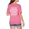 Billabong French Short Sleeve T-Shirt - Sunset Pink