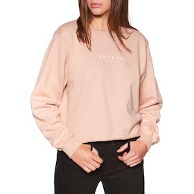 Rhythm Weekender Pullover Womens Sweater - Rose