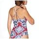Seafolly Bandana Bay Tie Front Singlet Womens Tankini Top