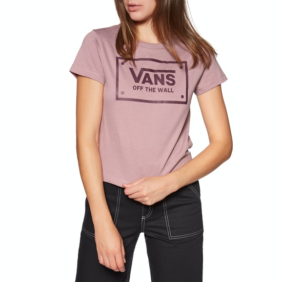 Vans Boom Boom Unity Damen Kurzarm-T-Shirt