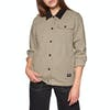 Vans Drill Chore Womens Jacket - Military Khaki