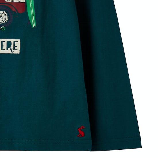 Joules Finlay T-Shirt Lange Mouwen
