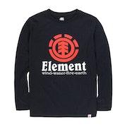 Element Vertical Boys Long Sleeve T-Shirt