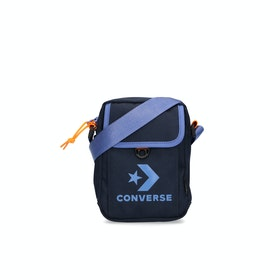 Converse Cross Body 2 Camera Bag - Obsidian/ozone Blue/orange Rin