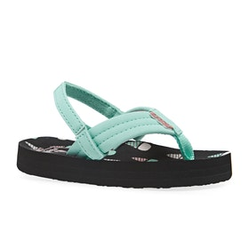 Reef Little Ahi Kids Sandals - Ice Cream